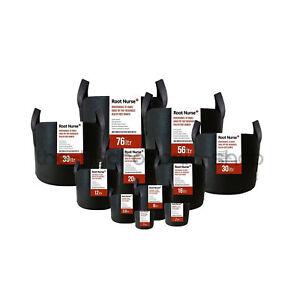Root Nurse Fabric Pot Breathable Pots Hydroponics Container Grow Bag Plant Litre