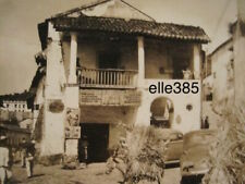 RPPC WILLIAM SPRATLING 1940s TAXCO MEXICO POSTCARD WORKSHOP TALLER PHOTO NvrUSED