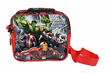 """AVENGERS - borsa a tracolla - borsello originale """"Marvel"""" con supereroi"""