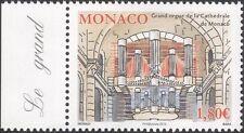 Monaco 2012 cathédrale orgue/Pipes/Music/Musical Instruments/bâtiments 1 V mc1156