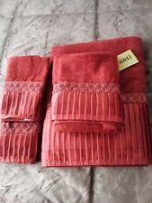 Avanti 4pc Luxury Cotton Towel Set
