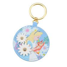 Disney Store Japan Alice and Dinah Garden Fantasy Small Keyring