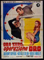 Manifesto now Zero Operation Oro Anthony Hopkins Natalie Delon M247