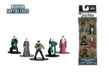 Nano Metalfigs * Harry Potter 5-pack B * Die-Cast Metal 1 2/3 Inch Figure Toy