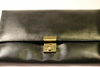 GENUINE LEATHER Travel Document Case Passport, Tickets, Travellers Cheques,Money