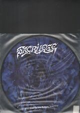 SACRILEGE - lost in the beauty you slay LP picture disc