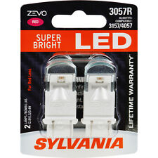 Brake Light Bulb-ZEVO Blister Pack Twin Brake Lights led Sylvania 3057R 3157R