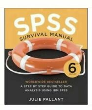 SPSS Survival Manual 6th Edition DIGITAL FORMAT