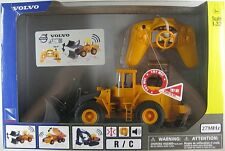 NEW-RAY R/C Radio Control - VOLVO L220E WHEEL LOADER - 1:32 Scale