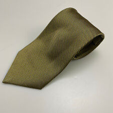 BROOKS BROTHERS MAKERS STRIPE SILK TIE HANDMADE IN USA WOVEN IN ENGLAND Z10-47