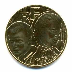1/4€ Johnny Hallyday, 60 ans de souvenirs