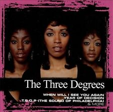 The Three Degrees - Collections (Audio CD - 2006) [Import] NEW