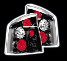 VAUXHALL VECTRA C 02-08 HATCH/SALOON BLACK LEXUS REAR TAIL LIGHTS LAMPS PAIR