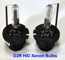 D2R 6000K 35W Factory Fitted Xenon HID OEM Replacement Bulbs Blue white Light