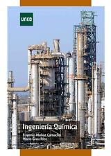 UNED Ingeniería Química, E. Muñoz Camacho y M. Grau Ríos, eBook, 2013