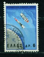 Greece Space Ships over Globe stamp 1965
