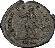 Maximinus II 'Daia' 312AD   Ancient Roman Coin Nude Sol Sun God Cult   i45037