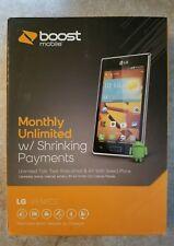 Brand New LG Venice Boost Mobile Smartphone