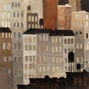 Water Towers by Avery Tillmon