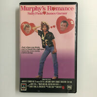 Murphy's Romance. VHS Video Tape 1986 Clamshell Sally Field James Garner Haim