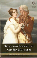 SeNSe aND SeNSiBiLiTY aND Sea MoNSTeRS by JaNe auSTeN & BeN H. WiNTeRS - 2009/PB