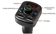 Wireless in car FM MP3 Player Transmitter USB Charger