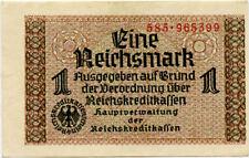 Nazi Germany 1 Reichsmark WWII 585-965399