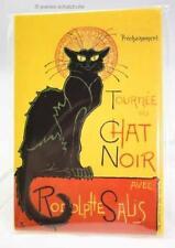 Magnet Pin Kühlschrankmagnet CHAT NOIR * schwarze Katze *