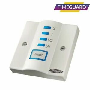 Timeguard STBT4 Immersion Heater Booster Countdown Timer 15 Mins to 2 Hours 3Kw