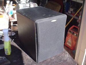 Velodyne VRP-10 Active Powered Home Theater Subwoofer Stereo Speaker