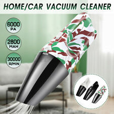 12V 120W Handheld Car/Home Vacuum Cleaner Corded/Cordless Wet And Dry
