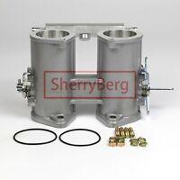 50dcoe 50 TWIN Throttle Body Injection fuel rail Weber/Dellorto/Solex DCOE/DHLA