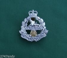 "Anodised, East Lancashire Regt - ""Smith & Wright"" - British Military Cap Badge"