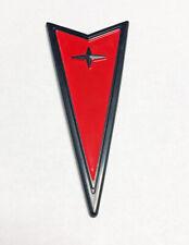 NEW! 99-08 Pontiac BLACK Arrowhead Arrow Emblem Grand Prix Am Aztek REPRODUCTION