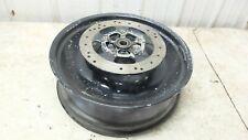 03 Harley Davidson V-Rod VRod VRSCA rear back wheel rim straight