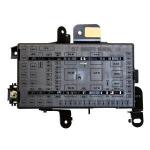 NEW OEM 2005-2007 Ford F-Series Super Duty Fuse Circuit Breaker Box Panel
