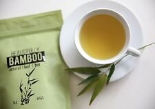 Bamboo Tea, Rich in Silica | Healthy Hair, Skin & Nails. 30 day Challenge!