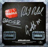 PHIL RUDD Head Job SIGNED CD *New/Sealed* AC/DC Autographed Rare!!