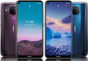"Nokia 5.4 Dual SIM 6.39"" 128GB 4GB RAM 48MP Snapdragon662 4000 mAh Phone ByFedEx"