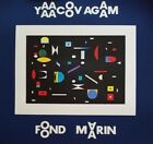 Yaacov Agam,Fond Margin Collectible Lithograph on paper.
