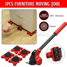 Heavy Furniture Shifter Lifter Wheels Moving Slider Mover Table Sofa Pad Rollers