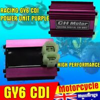 GY6 50cc  125cc 150cc Racing 6 Pin AC Ignition CDI Box Moped Scooter ATV Buggy T