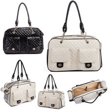 Stylish Portable Puppy Cat Dog Pet Carrier Handbag Travel Outdoor Purse Tote Bag