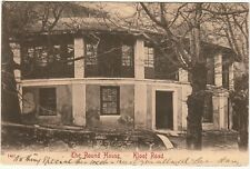 CGH: EDVII Postcard, The Round House - Kloof Road, via Manchester to Sale, 1906