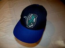 Ogden Raptors Dark Blue Hat/Royal Blue Brim MiLB OC Sports YOUTH Adjustable EXC