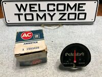NOS 1967-72 Chevy GMC C10 Truck Battery Gauge Ammeter OEM 1503428 AC GM