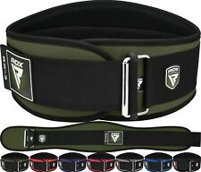 RDX Weight Lifting Belt Gym Training Back Support Bodybuilding Fitness Workout