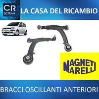 COPPIA BRACCIO OSCILLANTE ANT. DX SX FIAT PANDA 1.1 1.2 1.3 4x4 (169) 2003 04
