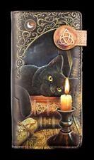 Geldbörse mit Katze - Witching Hour - geprägt - Lisa Parker Geldbeutel Fantasy