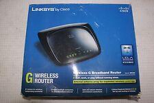 "Wireless-G Broadband Router ""Linksys"" by Cisco"